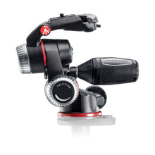 Load image into Gallery viewer, Manfrotto XPRO 3-Way, Pan-and-Tilt Head with 200PL-14 Quick Release Plate
