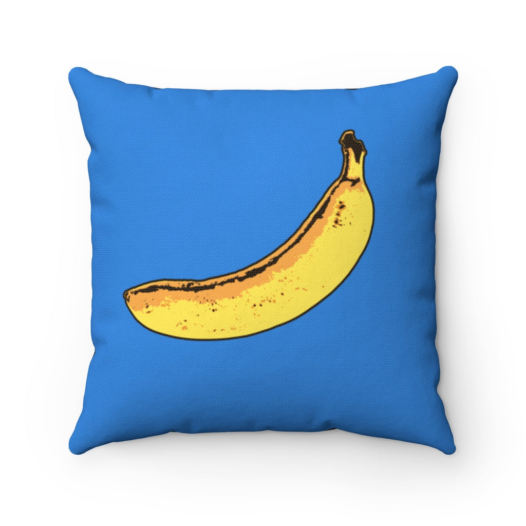 Banana in Blue