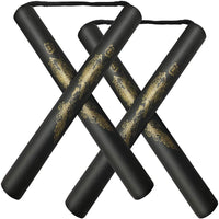 Martial Arts Foam Nunchakus rope chains plastic nunchaku kung fu Wushu nunchucks Trainer For beginners