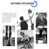 YINGHU Men's Compression Training Sports Suit Gym Clothes Fitness Workout Exercise Tights Running Jogging Sport Wear