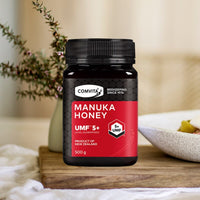 NewZealand Comvita Manuka Honey UMF5+ Health and Wellnss Products Digestive Immune Respiratory System Sooth Coughs Sore Throat