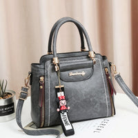 2020 Retro PU Leather Women's bag Handbags Brand crossbody bags for women Messenger Bags Ladies Shoulder Bags Hand Bags