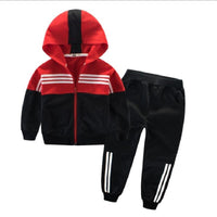 Baby Boy Clothes Sport Girls Boy's Sports Set Kids Clothing Sets Boy Teenagers Sport Suit School Kids Suit Sets Boys Jackets