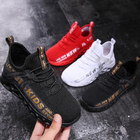 Kid Running Sneakers Summer Children Sport Shoes Tenis Infantil Boy Basket Footwear Lightweight Breathable Girl Chaussure Enfant