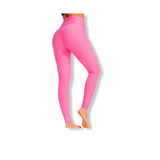 Butt Lifting Anti Cellulite Leggings