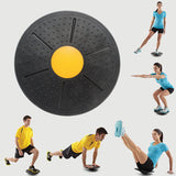 36 Cm Healthy Swing Balance Board Stable Plate Proprioception Good Figure Yoga Twist Waist Exercise Sport Training Hot In Sale