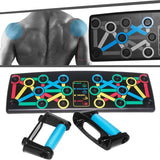 11In1 Multifunctional Push-Ups Stands Push Up Board Fitness Exercise Sport Body Building Training At Home Gym Sport Equipment