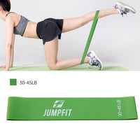 Resistance Bands Fitness Gum Set Exercise Sports Elastic  Band for Fitness Pilates Strength Training Rubber Yoga Exercise Band