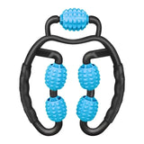 Ring Clip Leg Muscle Massager Foam Roller Muscle For Fitness Gym Yoga Pilates Sports Relaxation Calf Body Shaping Equipment