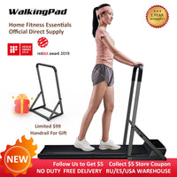 WalkingPad Treadmill Upgraded A1 Pro Brushless Motor More Quiet Folding Workout Device Home Handrail Optional Xiaomi Ecosystem