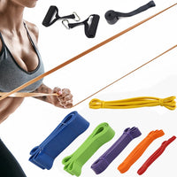 Ligas Resistencia Gym Elastic Extensor Fitness Elastic For Gymnastic Super Band Home Exercise Elastic Theraband Resistance