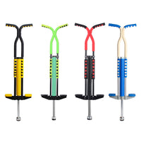Adults/Kids Pogo Stick Jumping Stilts Fly Jumper Air Kicks Boing Outdoor Body-building Kangaroo Jumping Shoes Gym Sport Exercise