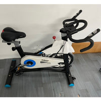 YUBGGY Belt Drive Indoor Cycling Bike