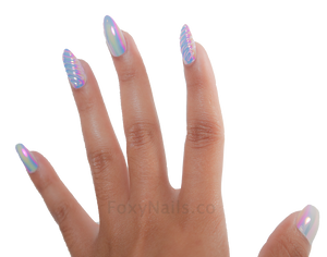 UNICORN MAGIC - Ballerina Nails