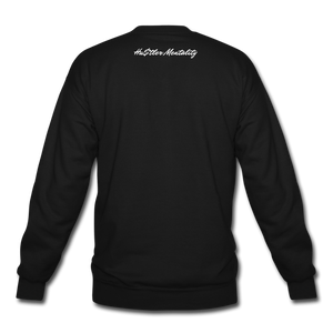 Money book Sweatshirt - black