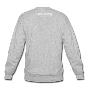 Money book Sweatshirt - heather gray