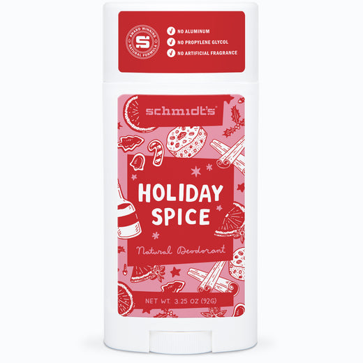 Holiday Spice Deodorant Stick