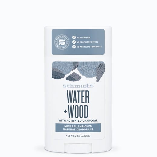 Water + Wood Deodorant Stick (2.65 oz)