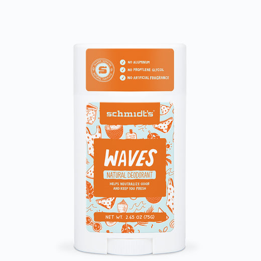 Waves Deodorant Stick (2.65 oz)