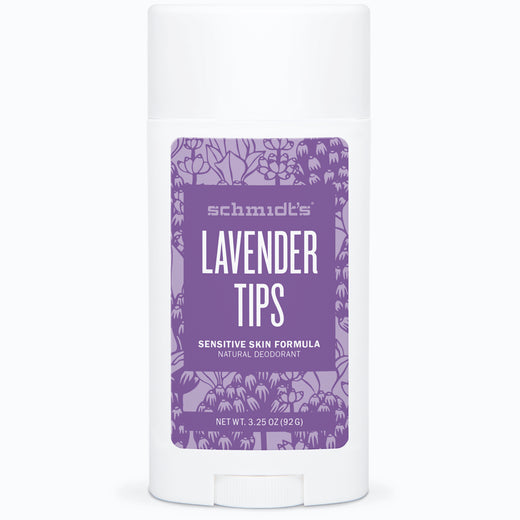 Lavender Tips Sensitive Skin Deodorant Stick