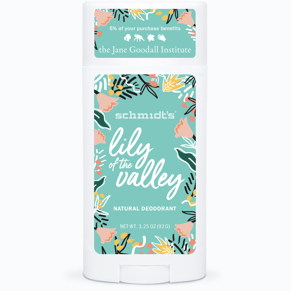 Lily of the Valley Deodorant Stick