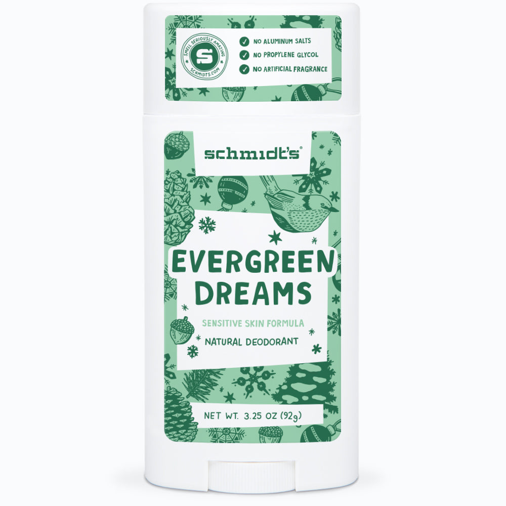 Evergreen Dreams Sensitive Skin Deodorant Stick