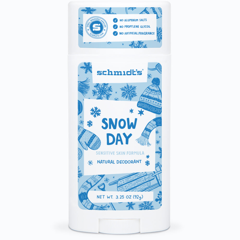 Snow Day Sensitive Skin Deodorant Stick