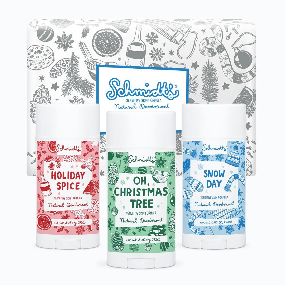 Holiday Sensitive Skin 3-Pack