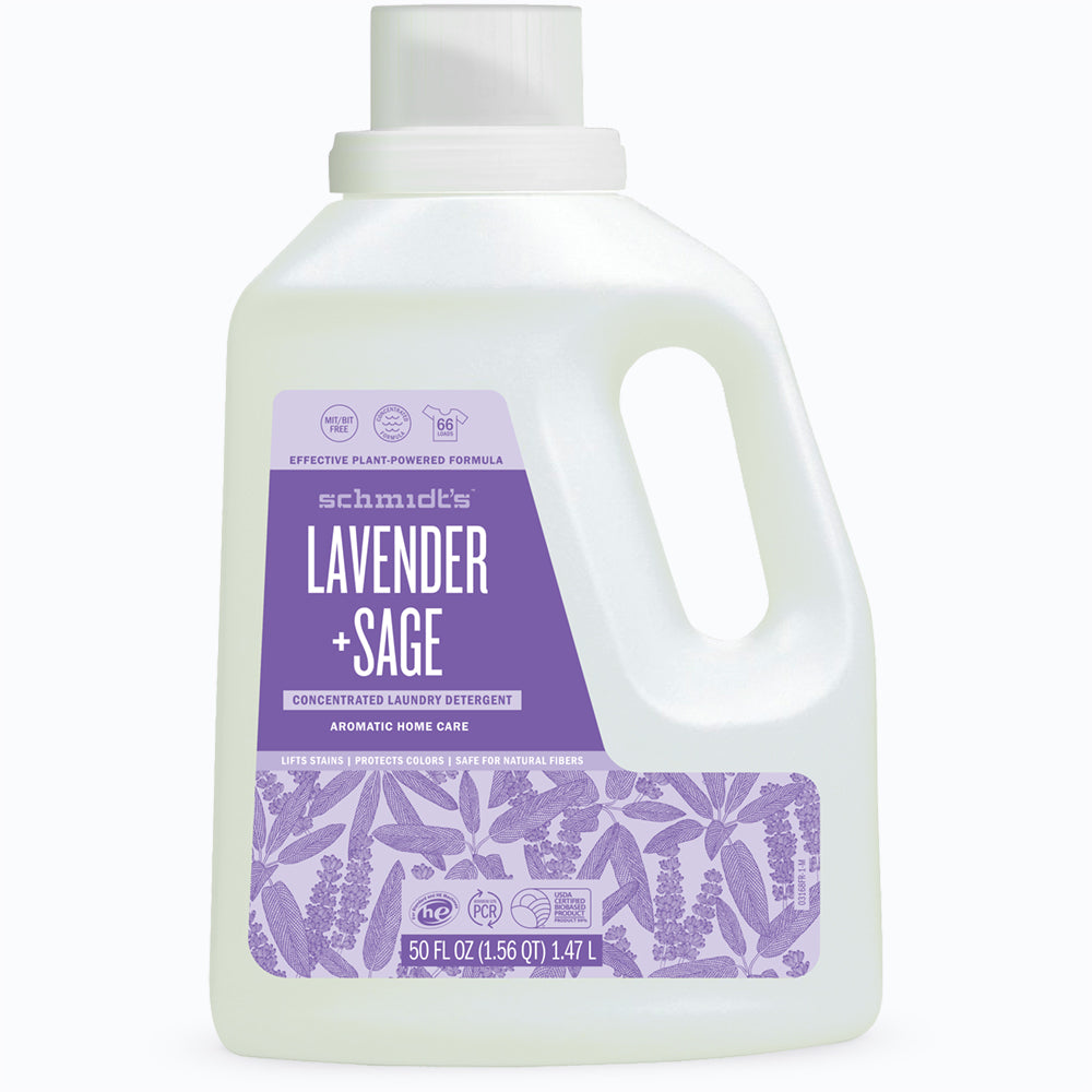 Lavender + Sage Concentrated Laundry Detergent