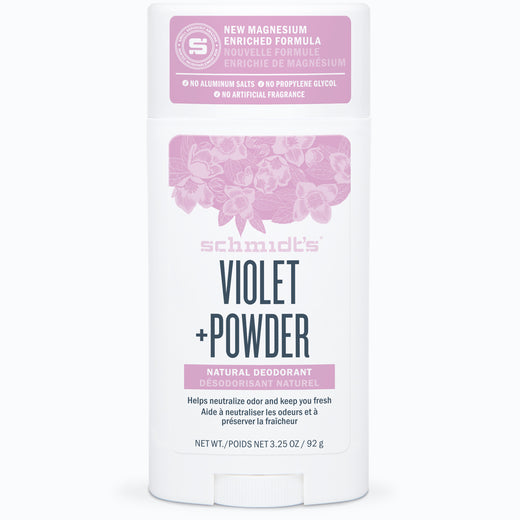 Violet + Powder Deodorant Stick