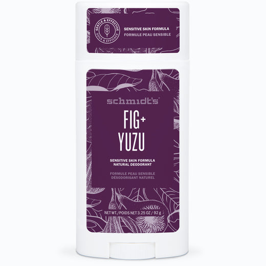 Fig + Yuzu Sensitive Skin Deodorant Stick