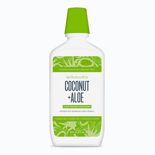 Coconut + Aloe Mouthwash