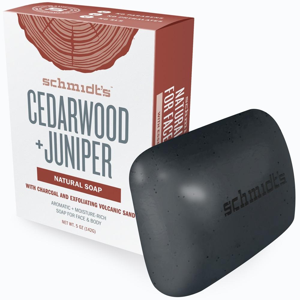 Cedarwood + Juniper Bar Soap