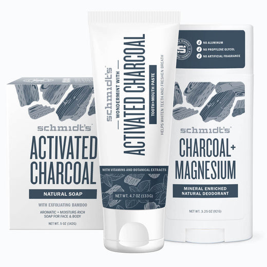 Activated Charcoal 3-Pack