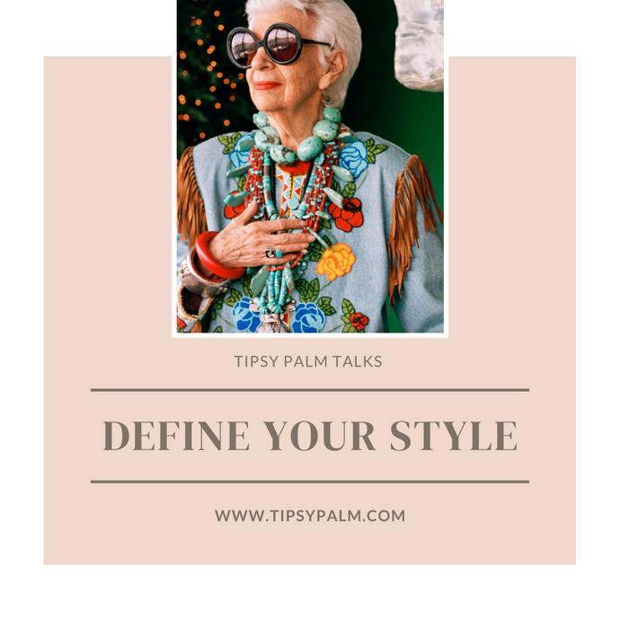 Define Your Style
