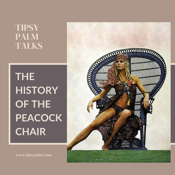 The History of the Peacock Chair