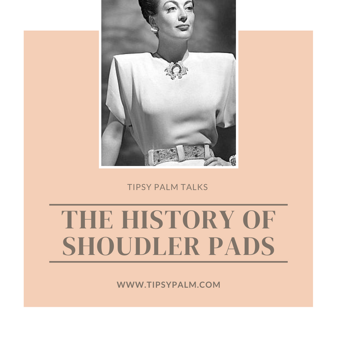 The History of Shoulder Pads