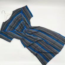 Load image into Gallery viewer, Suited Stripe Dress