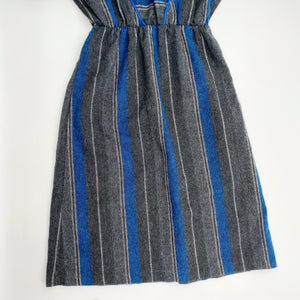 Suited Stripe Dress