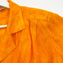 Load image into Gallery viewer, Tangerine Print Top