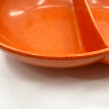 Load image into Gallery viewer, Melmac Color Flyte Split Bowl & Platter