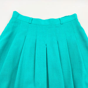 Inclination Pleated Skirt