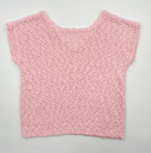 Load image into Gallery viewer, Pink Knit Top