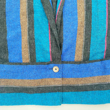 Load image into Gallery viewer, Stripe Blanket Cardigan