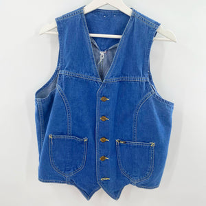 Vintage Lee Denim Vest