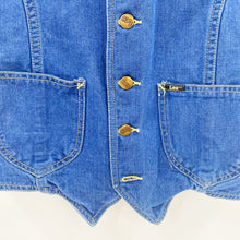 Load image into Gallery viewer, Vintage Lee Denim Vest