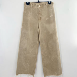 Vintage 90's Khaki Bleach Denim