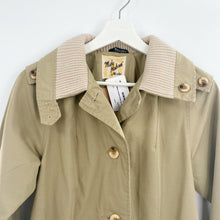 Load image into Gallery viewer, Vintage Mistry Harbour Tan Spring Coat
