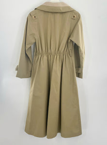 Vintage Mistry Harbour Tan Spring Coat