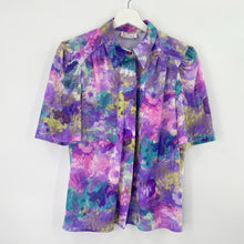 Load image into Gallery viewer, D'Alliard's Pastel Floral Top